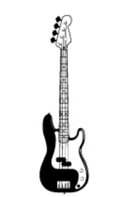 Product picture Guitar Vector EPS